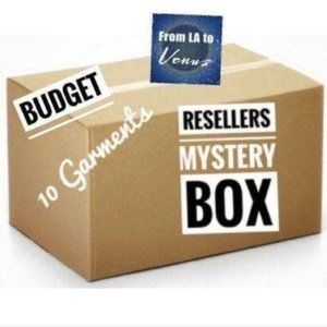 Mystery Reseller Sourcing Box Budget Brand 10 Item